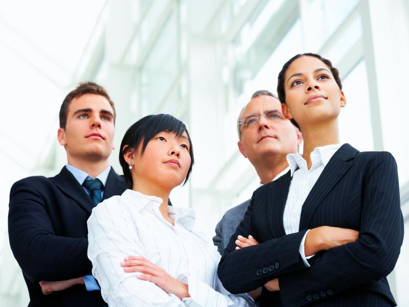 Sie streben nach einer Karriere in einem internationalen Unternehmen oder möchten sich beruflich weiterentwickeln?